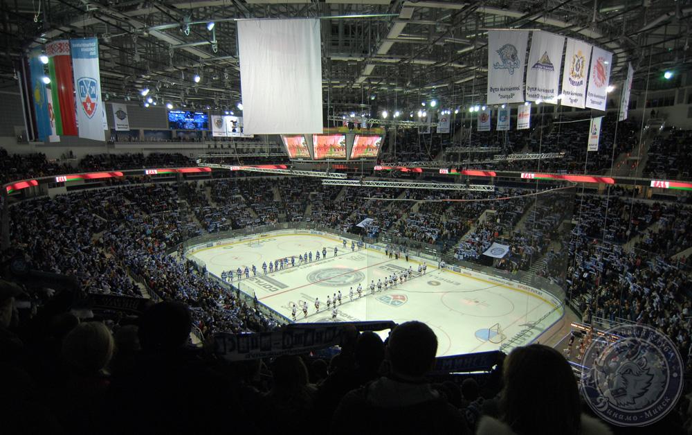 3D панорама «Минск-Арены»