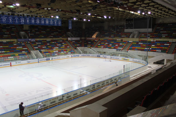 Малая спортивная арена «